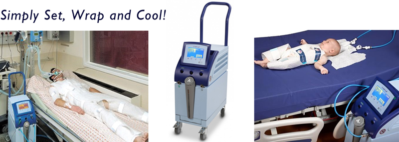 Criticool Patient Cooling Therapeutic Hypothermia - Cooling & Warming Machine - New Medical Brisbane, Australia