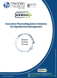 Criticool Cooling for targeted temperature management with Care distributed by New Medical Brisbane Australia