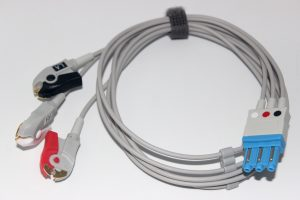 NEW Cables and Sensors for Philips Pagewriter and GE!