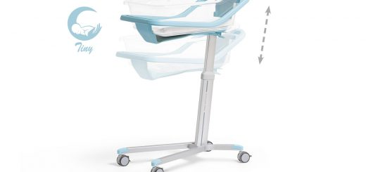 Favero Tiny Hi/Lo bassinet