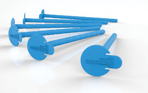 Aquaflush Adjustable ACE Stoma Stopper and Dressing distributed by New Medical, Brisbane, Australia