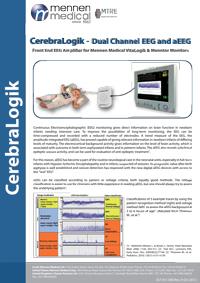 Cerebralogik Dual Channel EEG and aEEG - New Medical Brisbane Australia