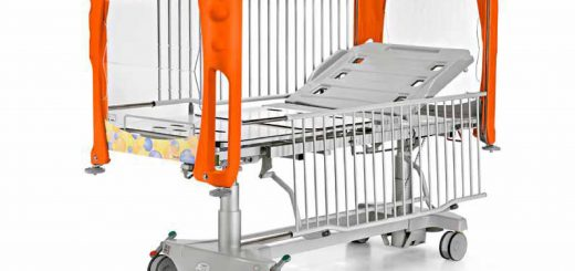 Embrace Advance Bed Siderails Fixed | New Medical, Australia and New Zealand