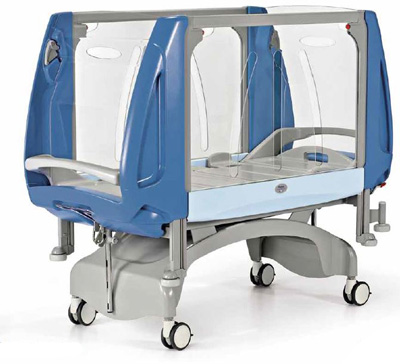 Favero Horizontal Hospital Cot