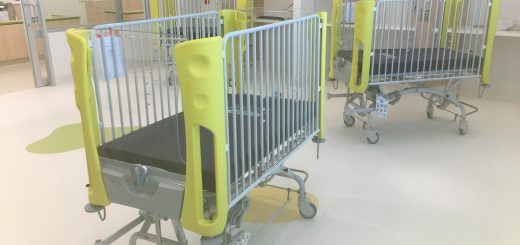 Electric Cots at Monash Childrens Hospital