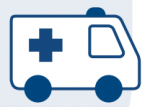 Suits ambulance - fits ground and aerial transportation