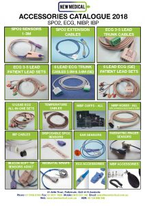 Patient Monitoring Accessories Catalogue