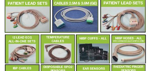 New Medical Accessories Catalogue 2018 available from Australia and New Zealand