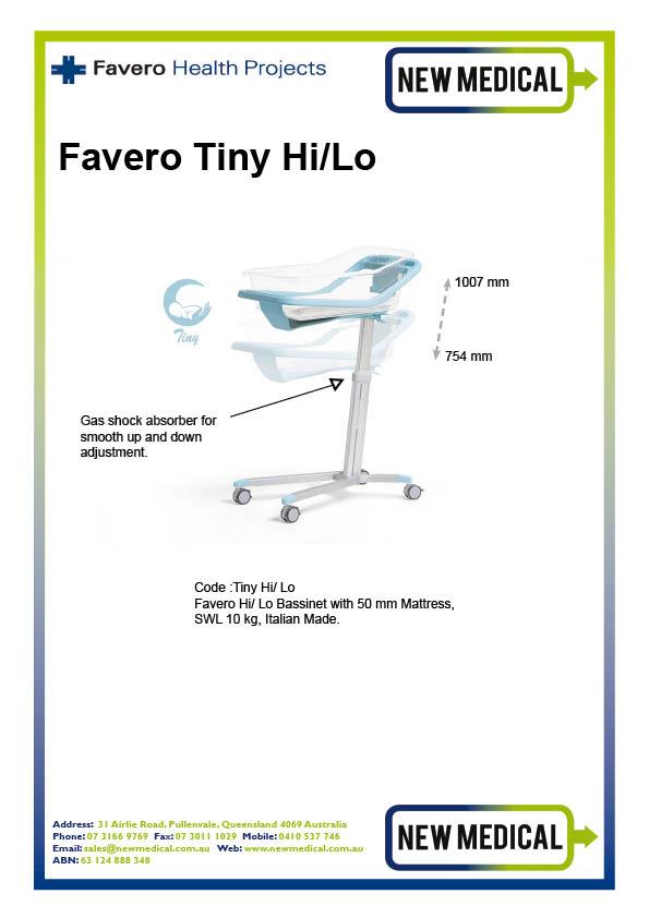 Favero Tiny Hi/Lo