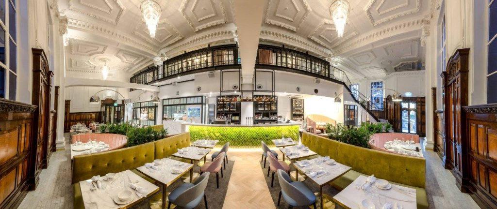 Brisbane Restaurant Donna Chang Installs Quail Pro 10 Digital Communication system.